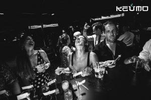 fiesta keumo aperitivos y snacks para bodas