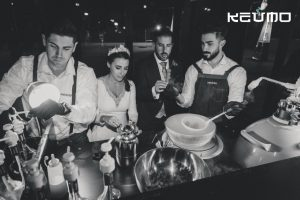 experiencias para bodas keumo novios jóvenes ideas originales