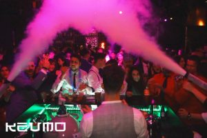 fiestas eventos keumo madrid
