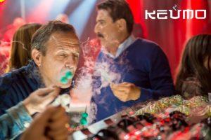 bolitas de humo snacks nitrogeno