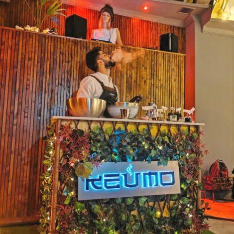 Eventos, fiestas y presentaciones de productos con Keumo